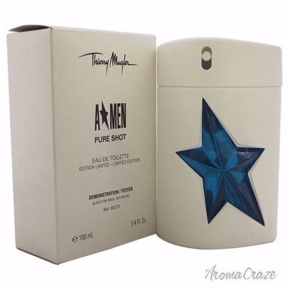 Thierry Mugler A*Men Pure Shot EDT Spray (Limited Edition)(T