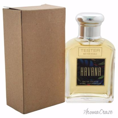 Aramis Havana EDT Spray (Gentleman's Collection) (Tester) fo