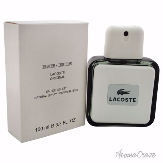 8e36e9ea9e5d8 Lacoste Original EDT Spray (Tester) for Men 3.3 oz - AromaCraze.com ...