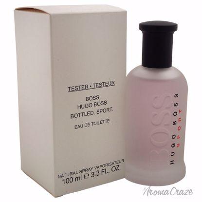 Hugo Boss Bottled Sport EDT Spray (Tester) for Men 3.3 oz