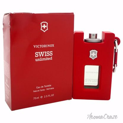 Swiss Army Swiss Unlimited EDT Spray (Refillable) (Tester) f