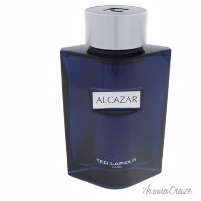 Ted Lapidus Alcazar EDT Spray ( Tester) for Men 3.3 oz