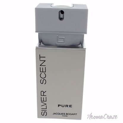 Jacques Bogart Silver Scent Pure EDT Spray ( Tester) for Men