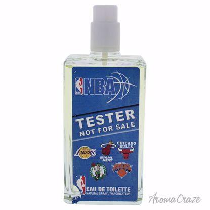 NBA All Teams EDT Spray (Tester) for Men 3.4 oz