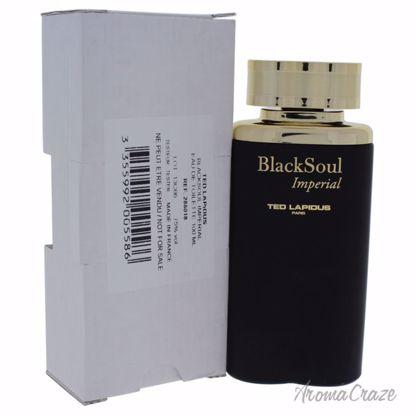 Ted Lapidus Black Soul Imperial EDT Spray (Tester) for Men 3