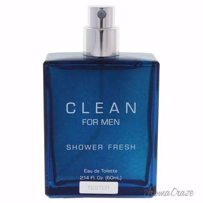 Clean Shower Fresh EDT Spray (Tester) for Men 2.14 oz