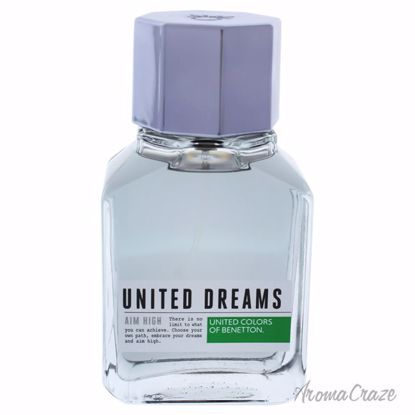 United Colors of Benetton United Dreams Aim High EDT Spray (