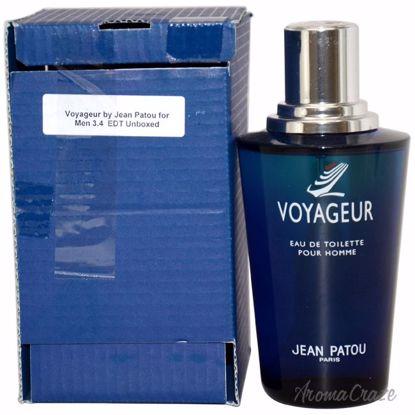 Jean Patou Voyageur EDT Spray (Unboxed) for Men 3.4 oz