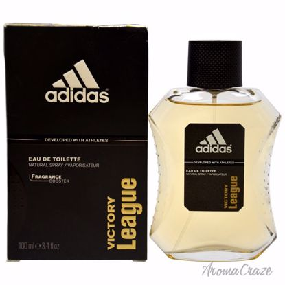 Adidas Victory League EDT Spray (Unboxed) for Men 3.4 oz