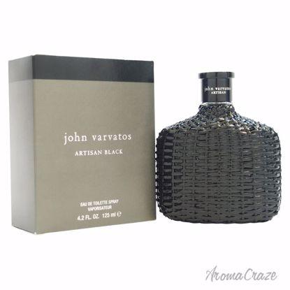 John Varvatos Artisan Black EDT Spray (Unboxed) for Men 4.2