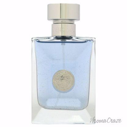 Versace Pour Homme EDT Spray (Unboxed) for Men 1.7 oz