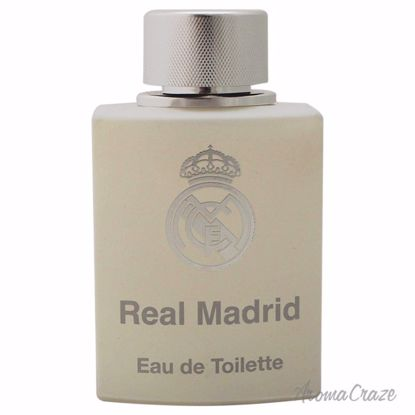 Real Madrid Real Madrid EDT Spray (Unboxed) for Men 3.4 oz