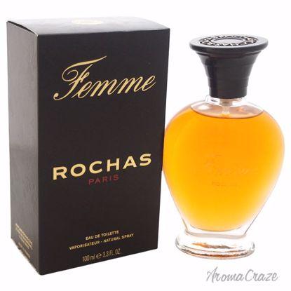 Rochas Femme Rochas EDT Spray for Women 3.4 oz