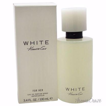 Kenneth Cole White EDP Spray for Women 3.4 oz