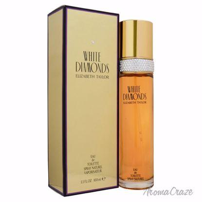 Elizabeth Taylor White Diamonds EDT Spray for Women 3.4 oz