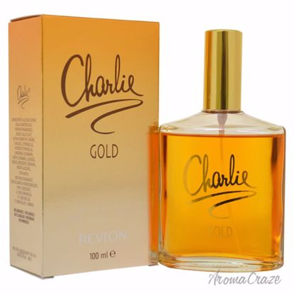Revlon Charlie Gold EFS Spray for Women 3.4 oz