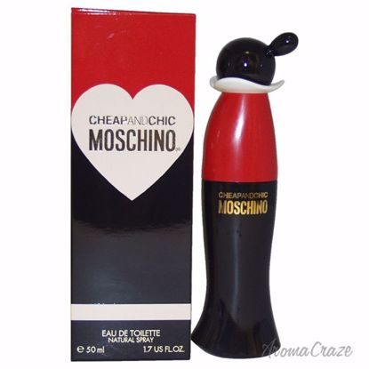 Moschino Cheap and Chic EDT Spray for Women 1.7 oz