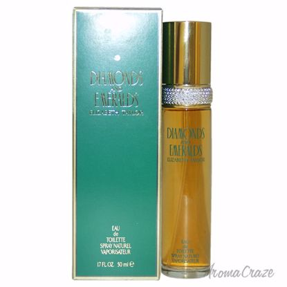 Elizabeth Taylor Diamonds and Emeralds EDT Spray for Women 1