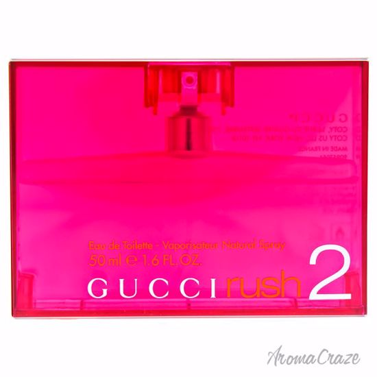 7429b9b1a Gucci Rush 2 EDT Spray for Women 1.7 oz. Top Designer Women Fragrance |  Perfume and Cologne | Perfume For Women | Women Fragrances