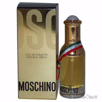 Moschino EDT Spray for Women 0.8 oz