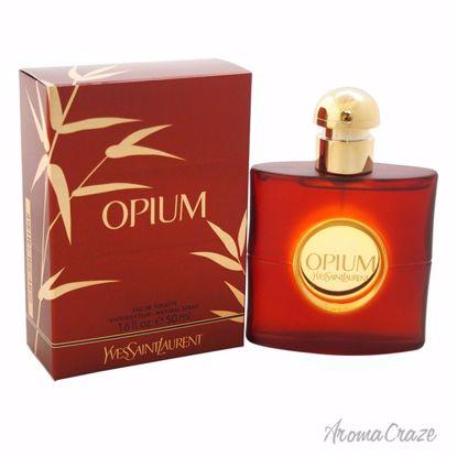 Opium by Yves Saint Laurent EDT Spray for Women 1.6 oz