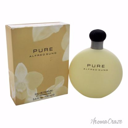 Alfred Sung Pure EDP Spray for Women 3.4 oz