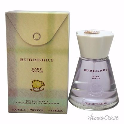 Burberry Baby Touch EDT Spray for Women 3.3 oz