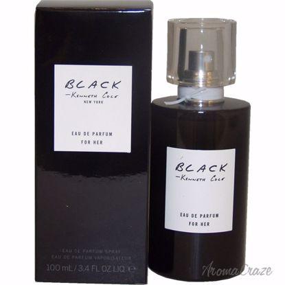 Kenneth Cole Black EDP Spray for Women 3.4 oz