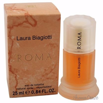 Laura Biagiotti Roma EDT Spray for Women 0.85 oz