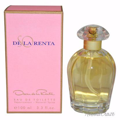Oscar De La Renta So de la Renta EDT Spray for Women 3.3 oz