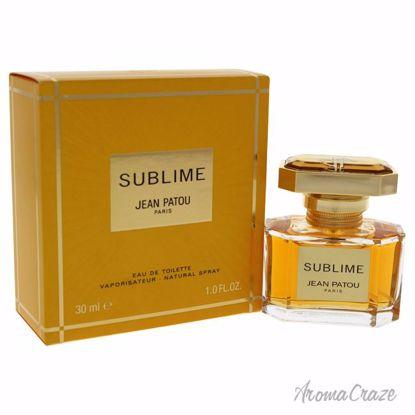 Jean Patou Sublime EDT Spray for Women 1 oz