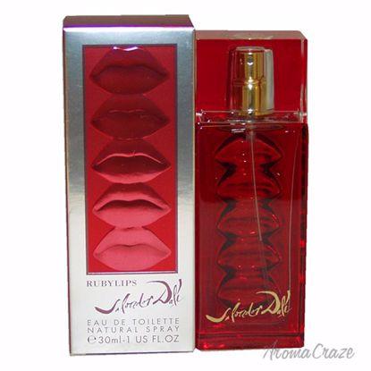Salvador Dali Ruby Lips EDT Spray for Women 1 oz