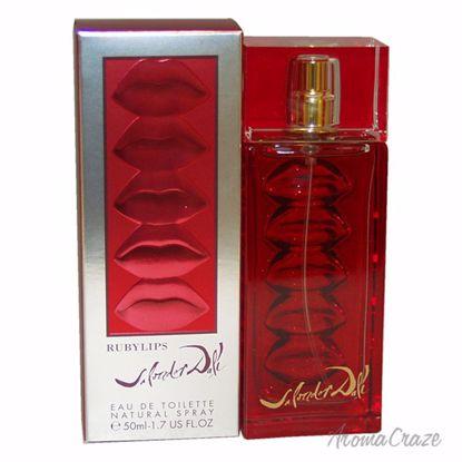 Salvador Dali Ruby Lips EDT Spray for Women 1.7 oz