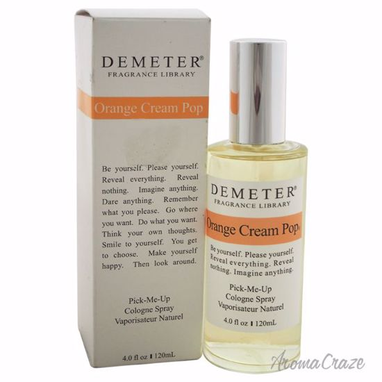 Demeter Orange Cream Pop Cologne Spray for Women 4 oz