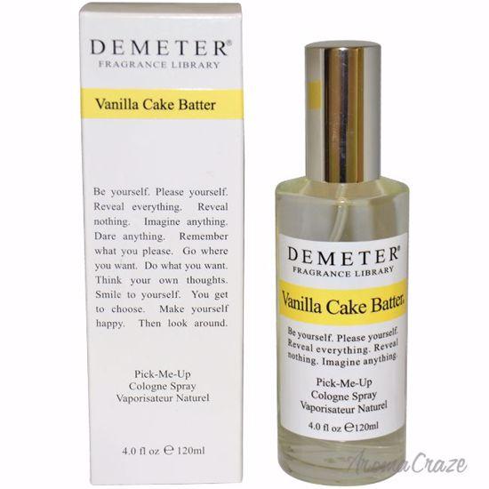 Demeter Vanilla Cake Batter Cologne Spray for Women 4 oz