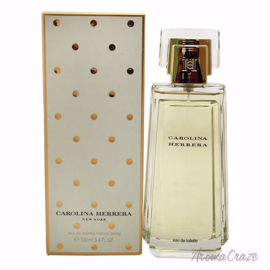 Carolina Herrera EDT Spray for Women 3.4 oz