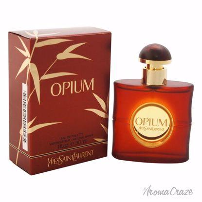 Opium by Yves Saint Laurent EDT Spray for Women 1 oz