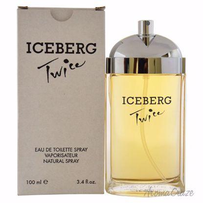 Iceberg Twice EDT Spray for Women 3.4 oz
