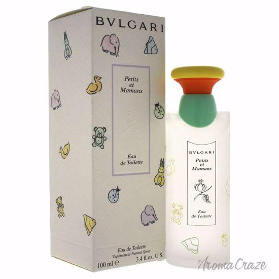Bvlgari Petits et Mamans EDT Spray for Women 3.4 oz