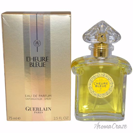 Guerlain L'Heure Bleue EDP Spray for Women 2.5 oz