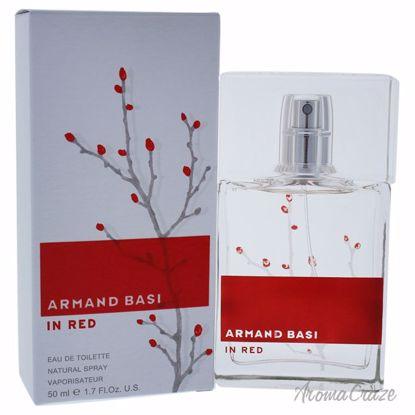 Armand Basi Red EDT Spray for Women 1.7 oz