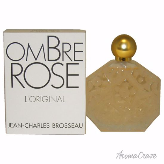 Jean Charles Brosseau Ombre Rose EDT Spray for Women 3.4 oz