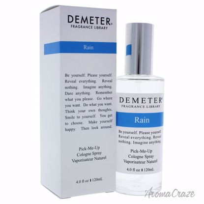 Demeter Rain Cologne Spray for Women 4 oz