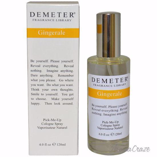 Demeter Gingerale Cologne Spray for Women 4 oz