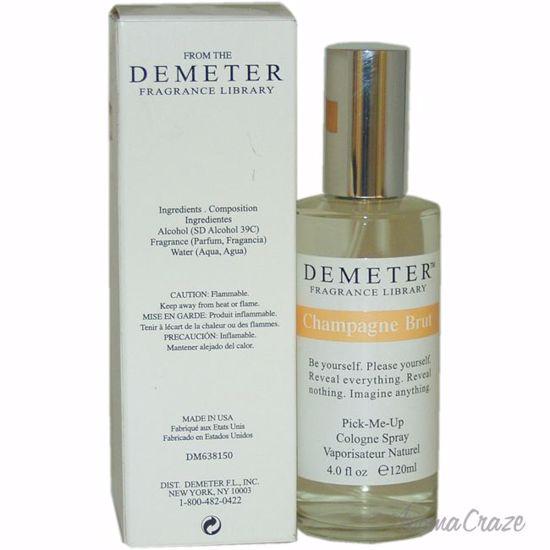 Demeter Champagne Brut Cologne Spray For Women 4 Oz Aromacrazecom