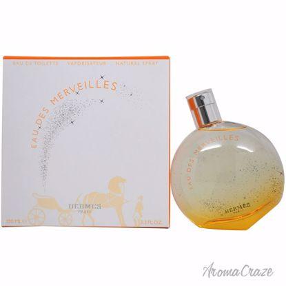 Hermes Eau Des Merveilles EDT Spray for Women 3.3 oz