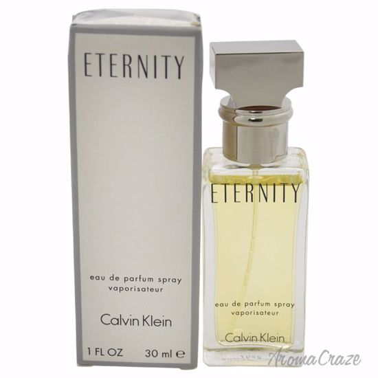 Calvin Klein Eternity EDP Spray for Women 1 oz