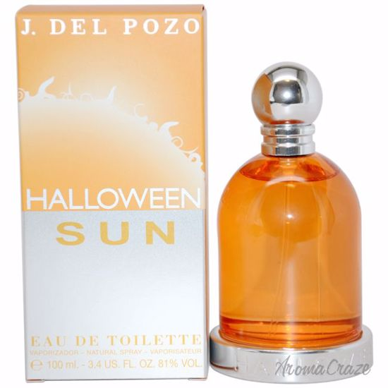 J. Del Pozo Halloween Sun EDT Spray for Women 3.4 oz