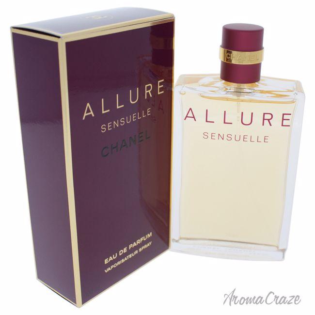 AromaCraze.com - Chanel Allure Sensuelle EDP Spray for Women 3.4 oz