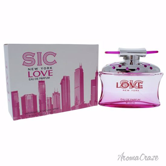 Sex in the City Love EDP Spray for Women 3.3 oz